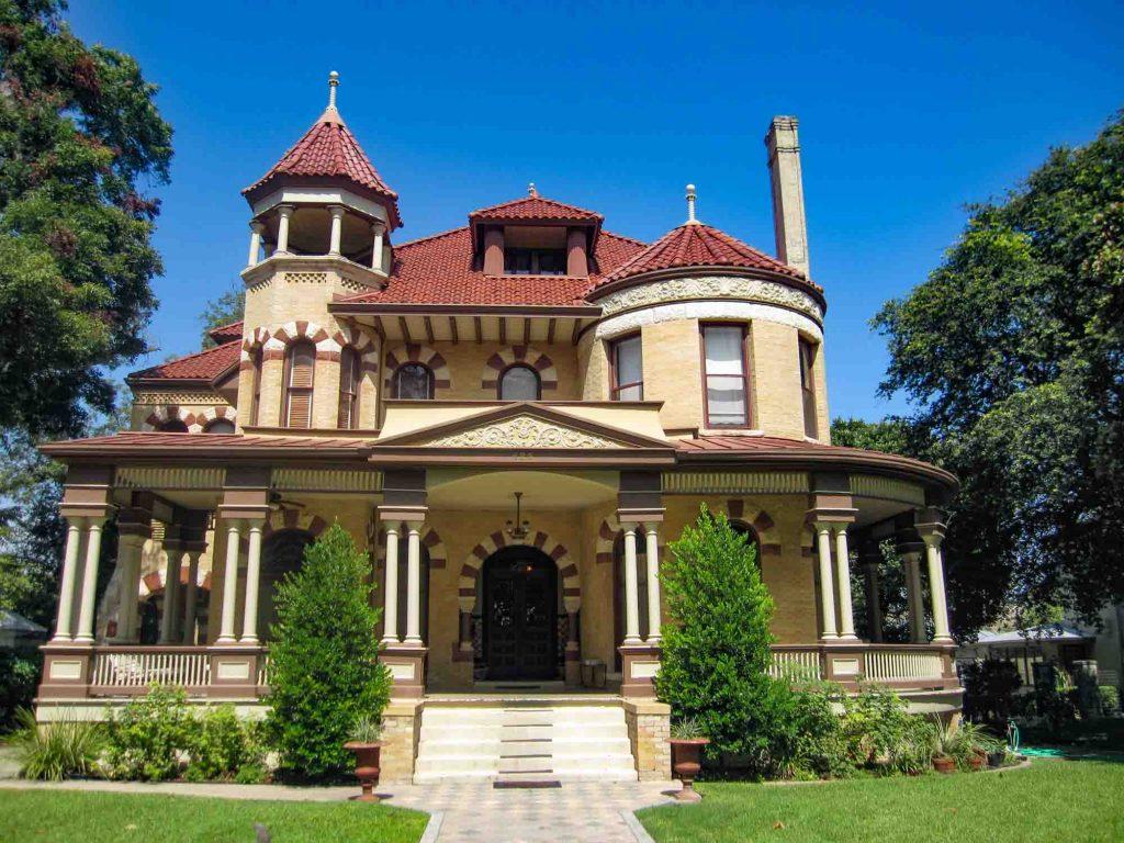George Kalteyer house in King William Historic District, San Antonio
