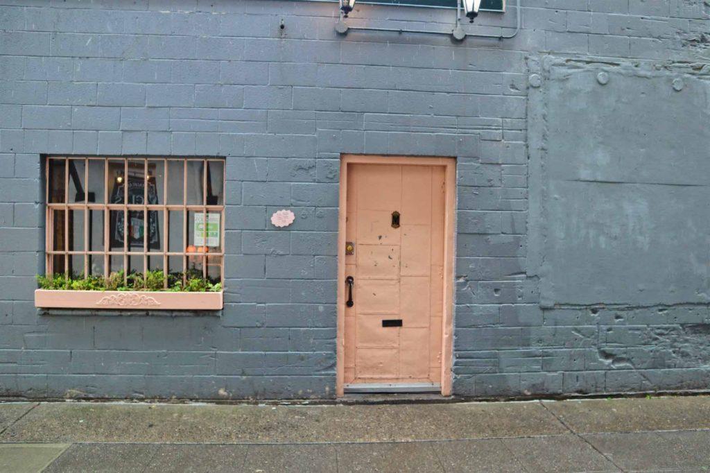 The Pink Door in Seattle