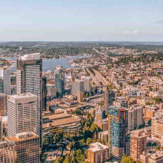 Capitol Hill in Seattle, Washington