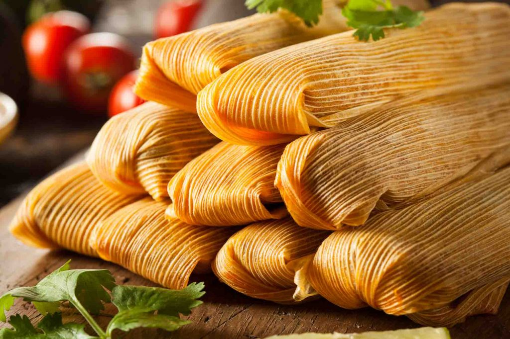 Tamales is a classic Tex-Mex dish!