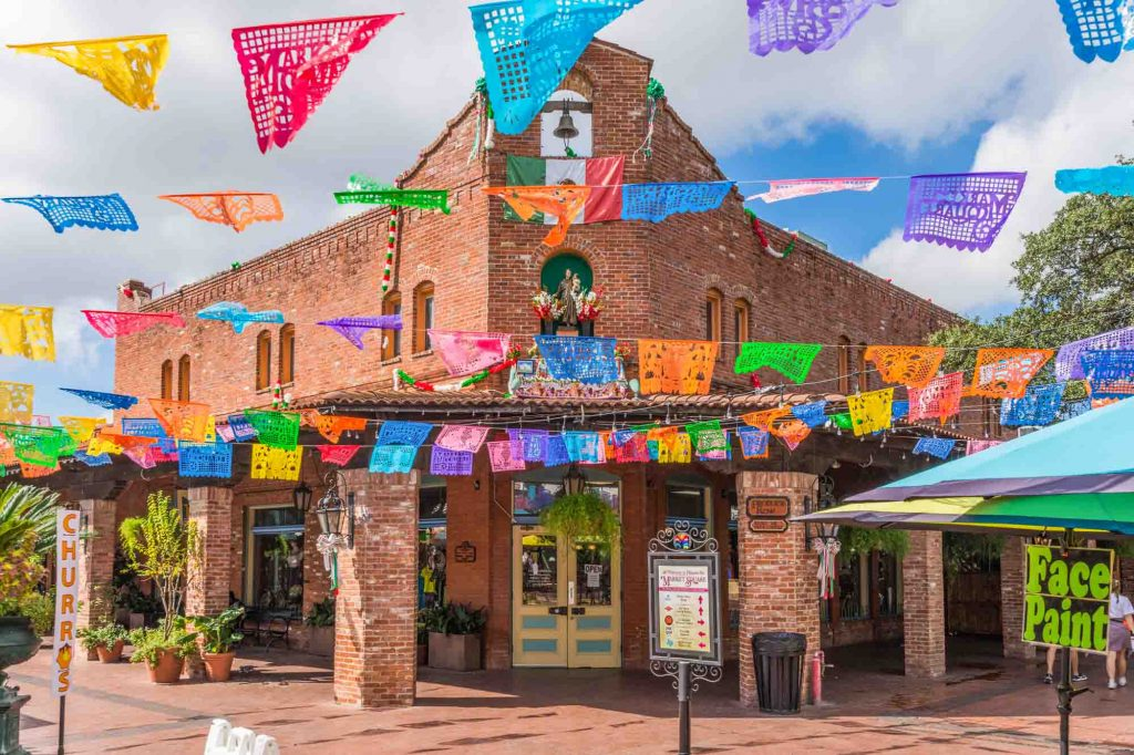 You must visit the Historic Market Square during a weekend in San Antonio, Texas