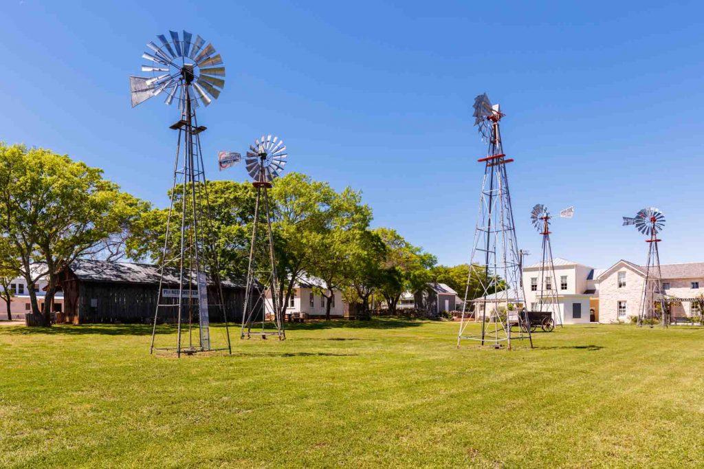 Pioneer Museum in Fredericksburg, Texas