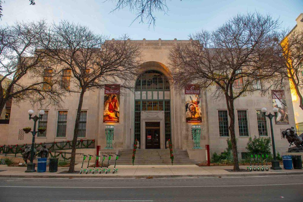 San Antonio Museum of Art, Texas