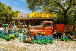 Wimberley is one of the day trips from Austin