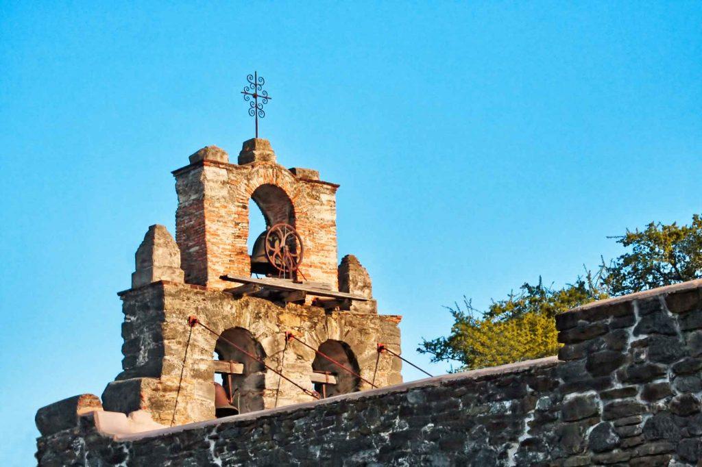 San Antonio Mission in San Antonio, Texas