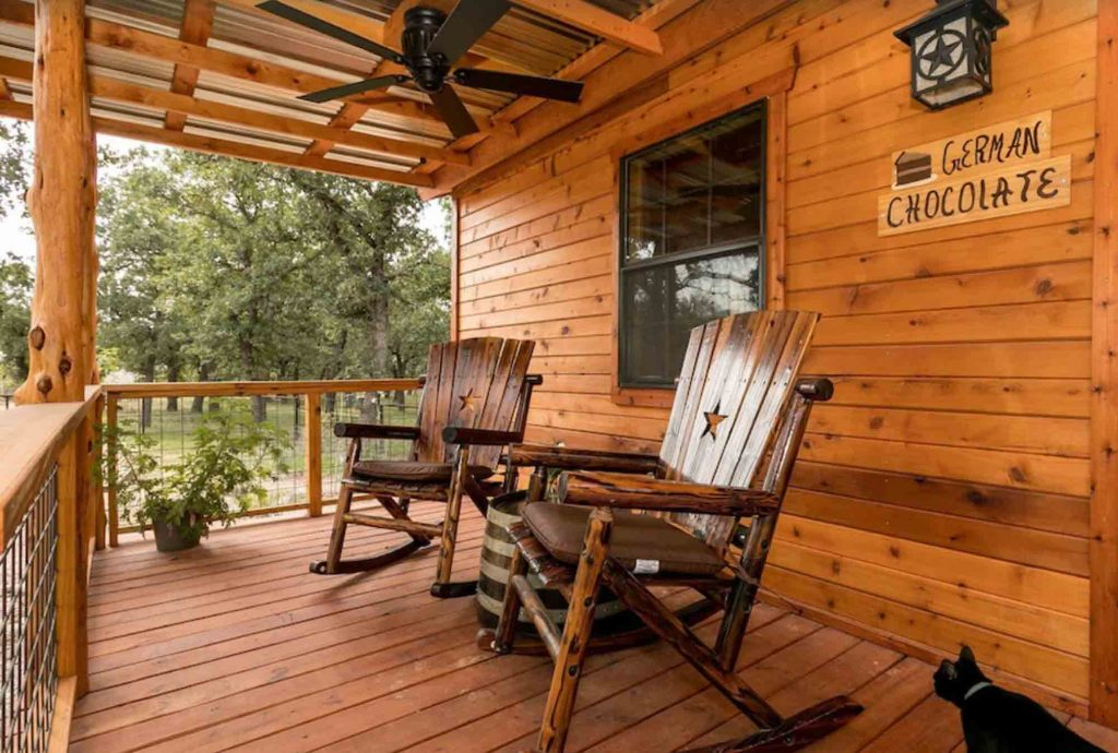 These 2 unique house rentals are some of the best Airbnb in Fredericksburg TX