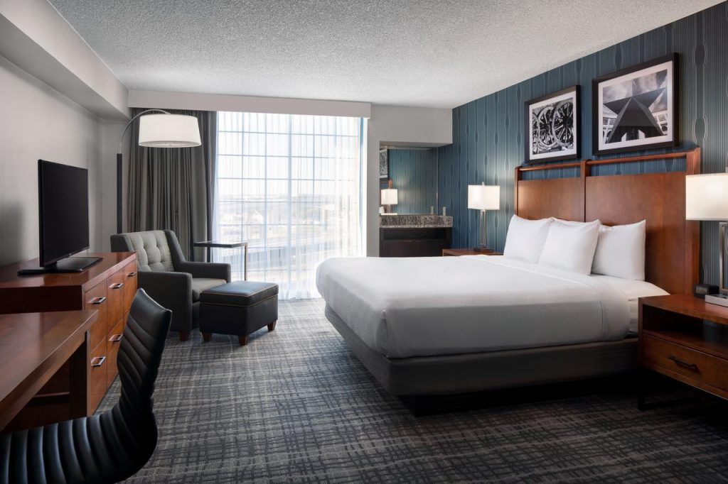 Looking for where to stay in Austin? Then check out Embassy Suites