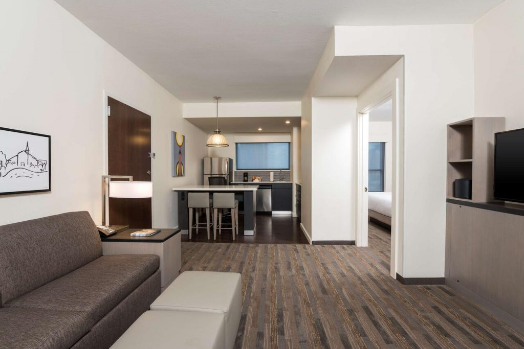 Looking for where to stay in Austin? Then check out Hyatt House Austin Downtown