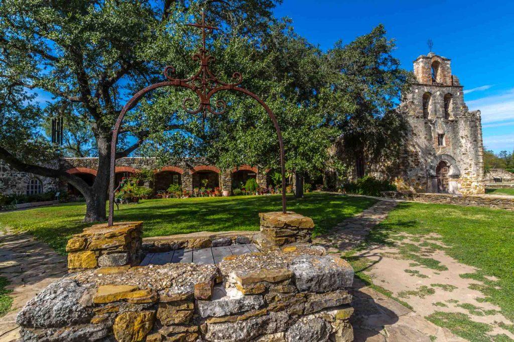 Mission Espada- San Antonio mission trail