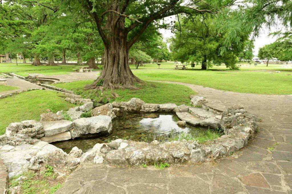 San Pedro Springs Park is one of the best parks in San Antonio Texas