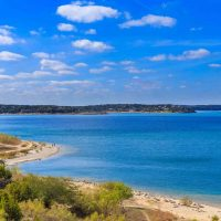 Comal Park Beach is one of the best beaches in San Antonio