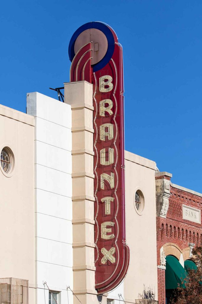 New Braunfels is one of the day trips from Austin, Texas