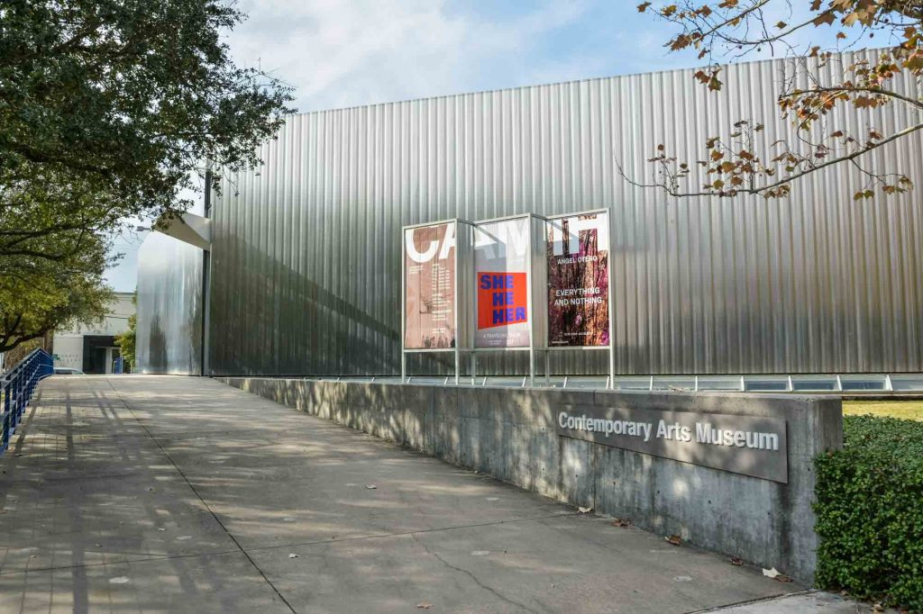Visiting Museum District is one of the things to do in Houston, Texas