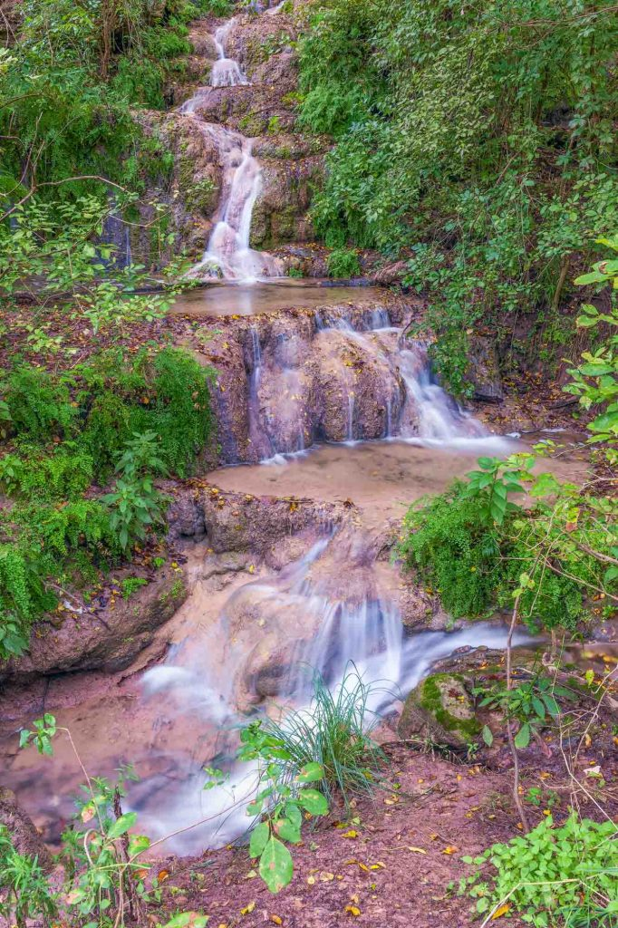 Colorado Bend State Park is one of the best day trips from Austin