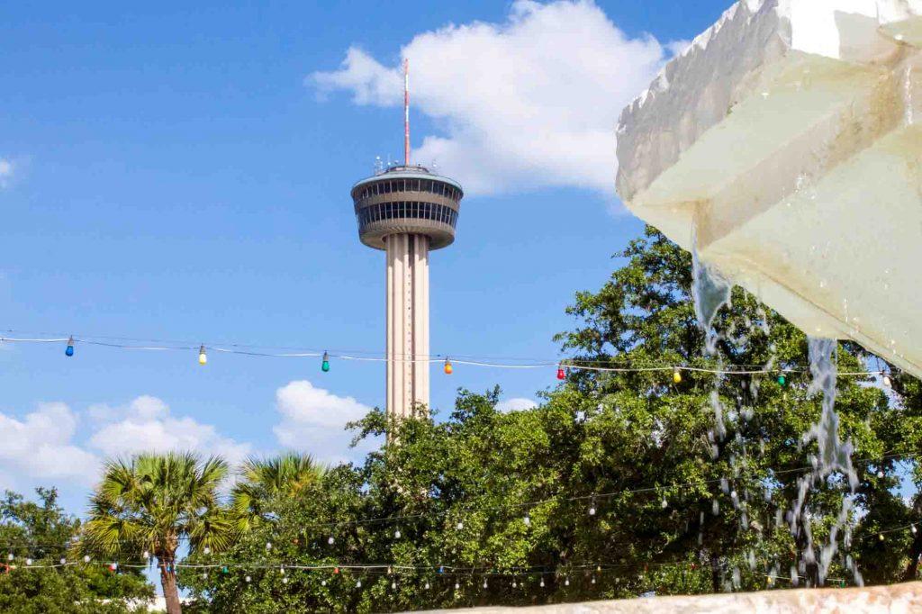 Hemisfair Park is one of the best parks in San Antonio, Texas
