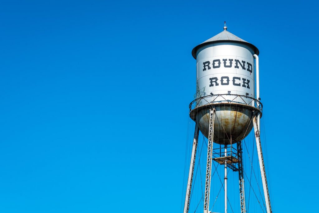 Round Rock is one of the best day trips from Austin, Texas