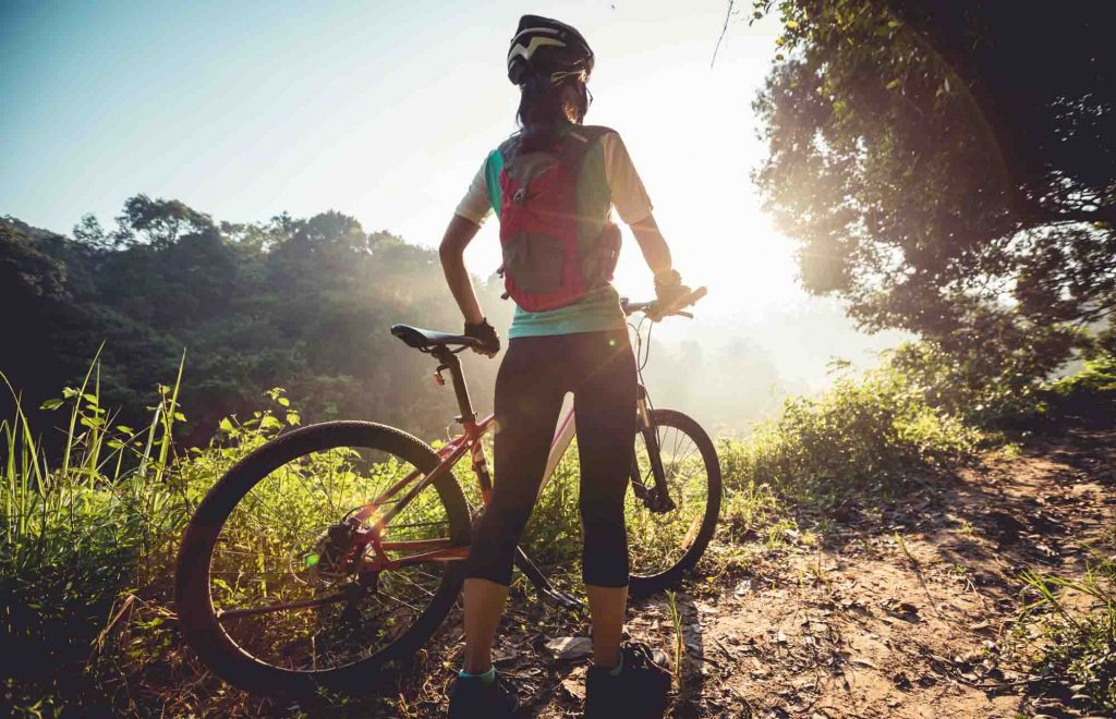 Flat Rock Ranch Mountain Biking Trails Loop offers some of the extreme hiking in San Antonio, Texas