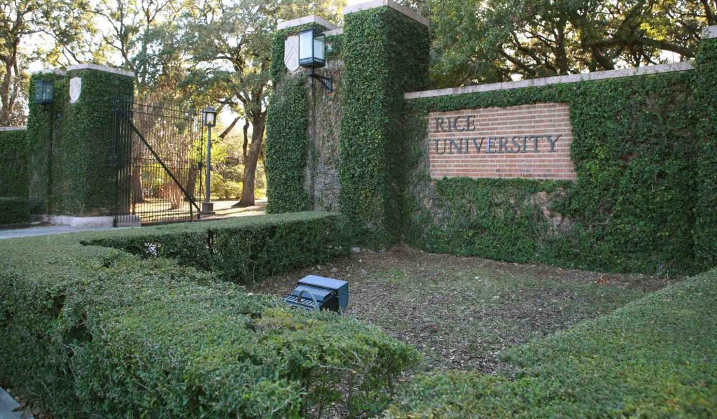 Rice University Running Trail offers some of the best hiking in Houston