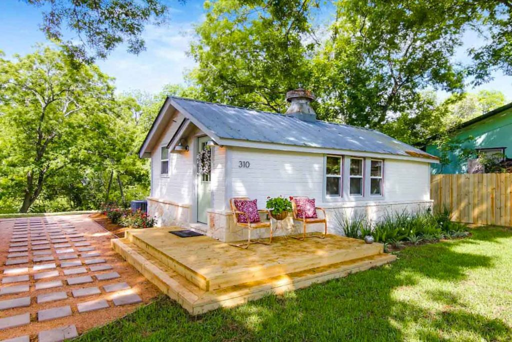 Romantic cottage in Texas - Boerne