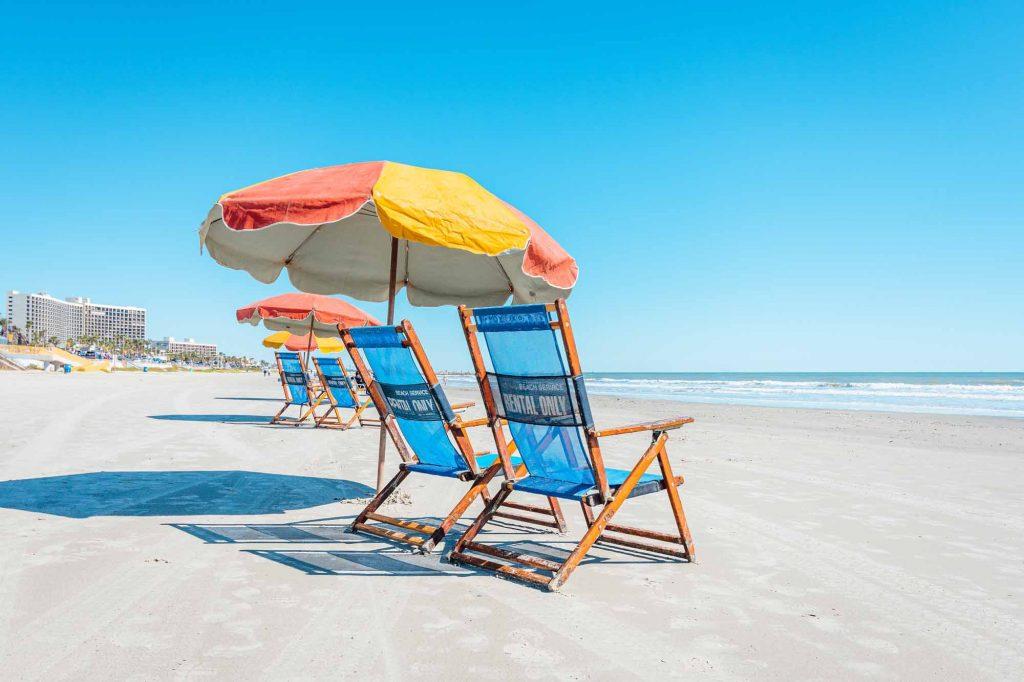 Stewart Beach is one of the best beaches near Houston