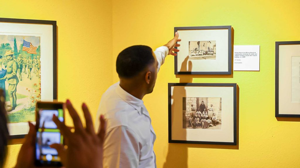 Taking a guided Tour of the African American Museum is one of the things to do in Dallas