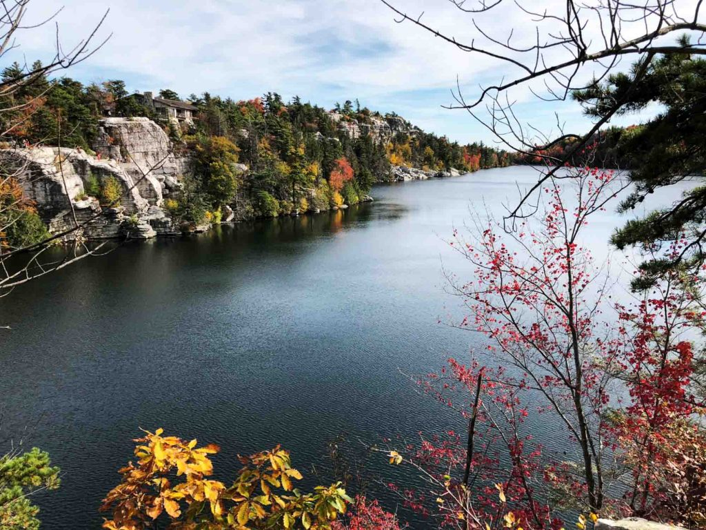 Hudson Valley, New York is one of the best fall vacations in the USA