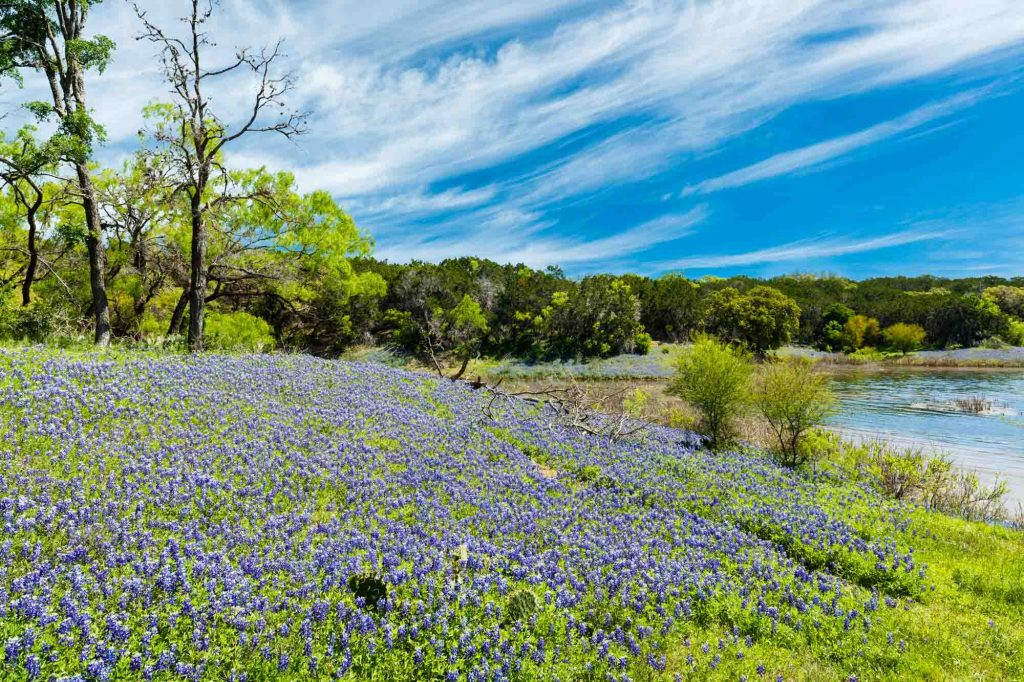 Cleburne State Park is one of the best state parks near Dallas