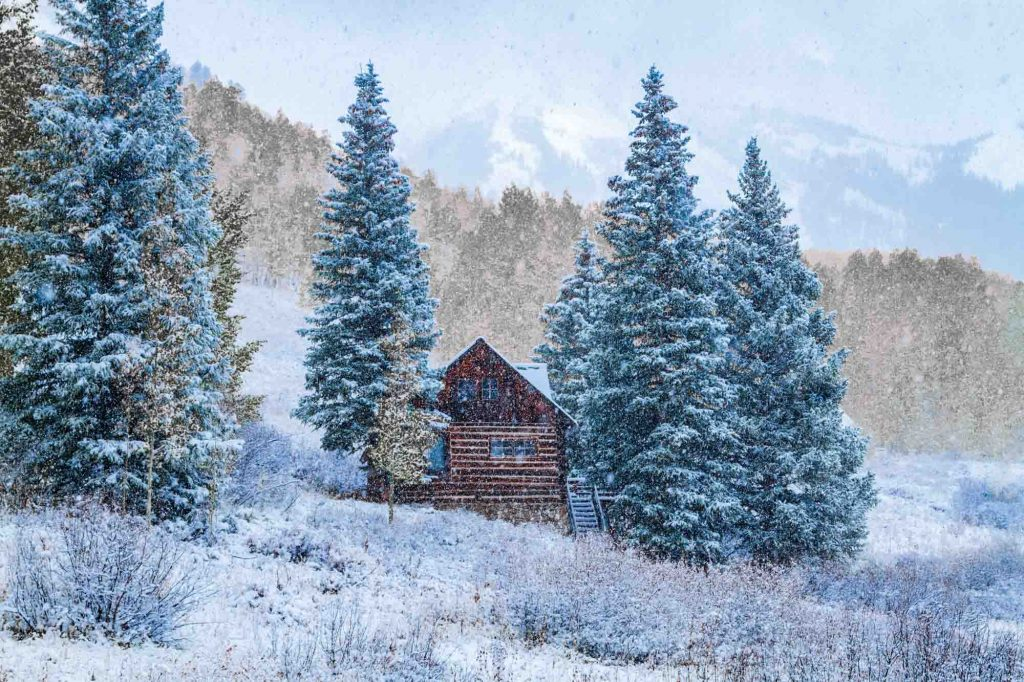 Crested Butte, Colorado is one of the best winter vacations in the US