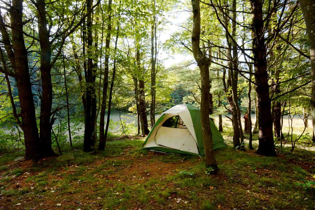Catskill Mountains, New York is one of the best fall vacations in the USA