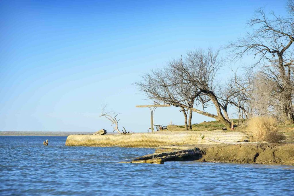 Cedar Hill State Park is one of the best beaches in Dallas