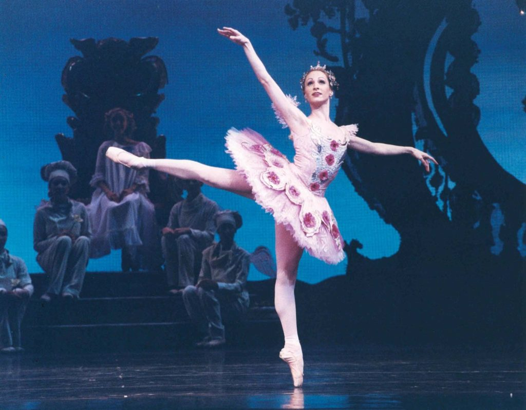 Watching the Nutcracker Sweets at Houston Ballet's website is one of the cool things to do at Christmas in Houston