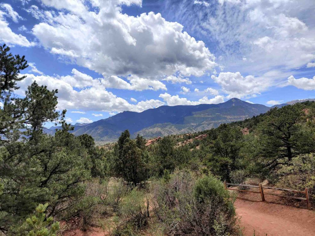 Colorado Springs, Colorado is one of the best fall vacations in the USA