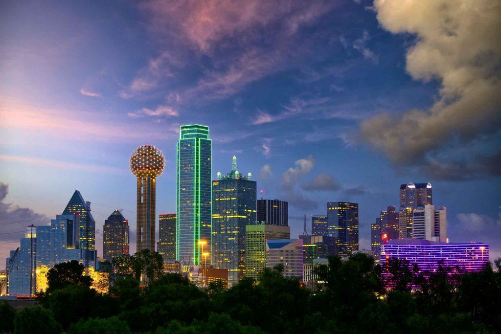 Weekend in Dallas