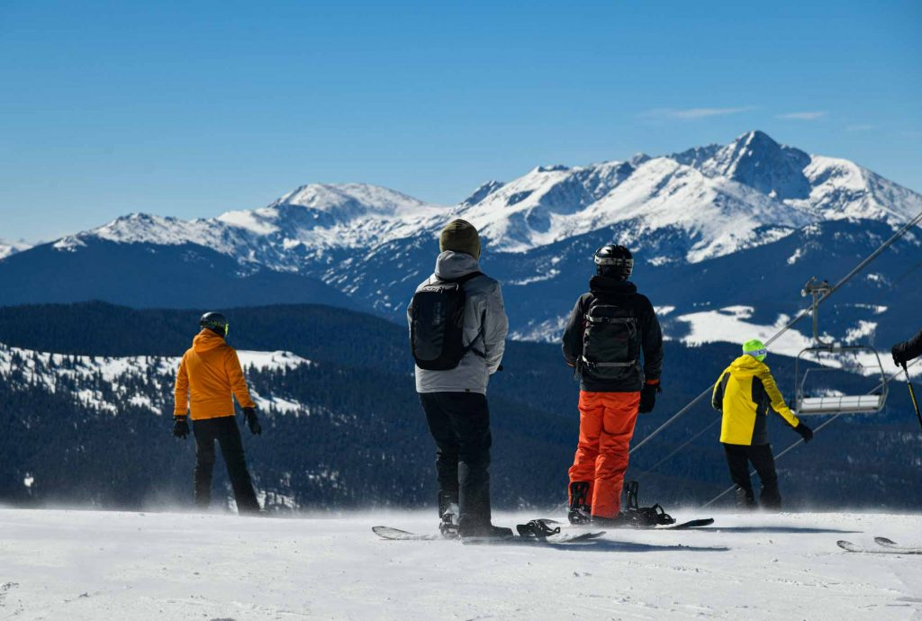 Vail, Colorado is one of the top winter vacations in the US