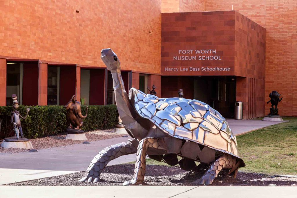 Visiting Fort Worth Museum is one of the best things to do in Dallas