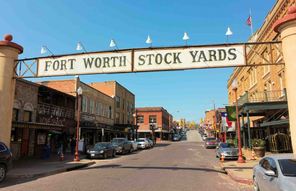 Fort Worth is one of the best places to visit in Texas