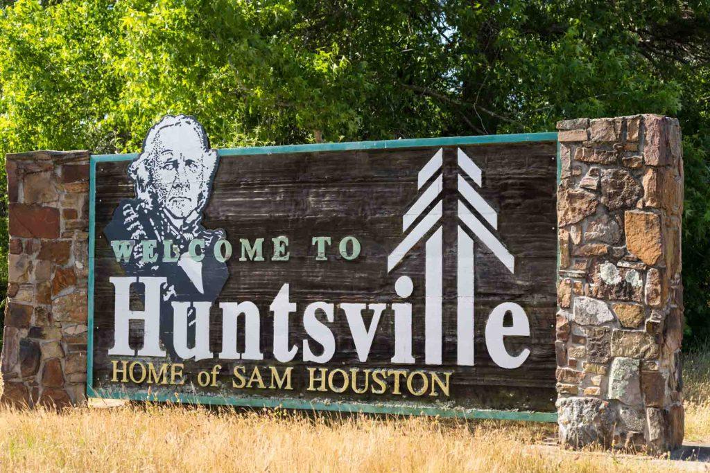 Huntsville State Park is one of the best state parks near Houston