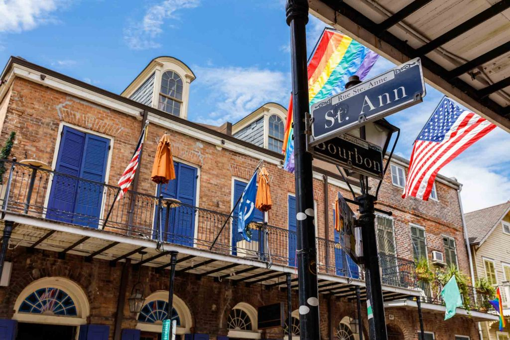 New Orleans, Louisiana is another winter vacation in the US not to miss