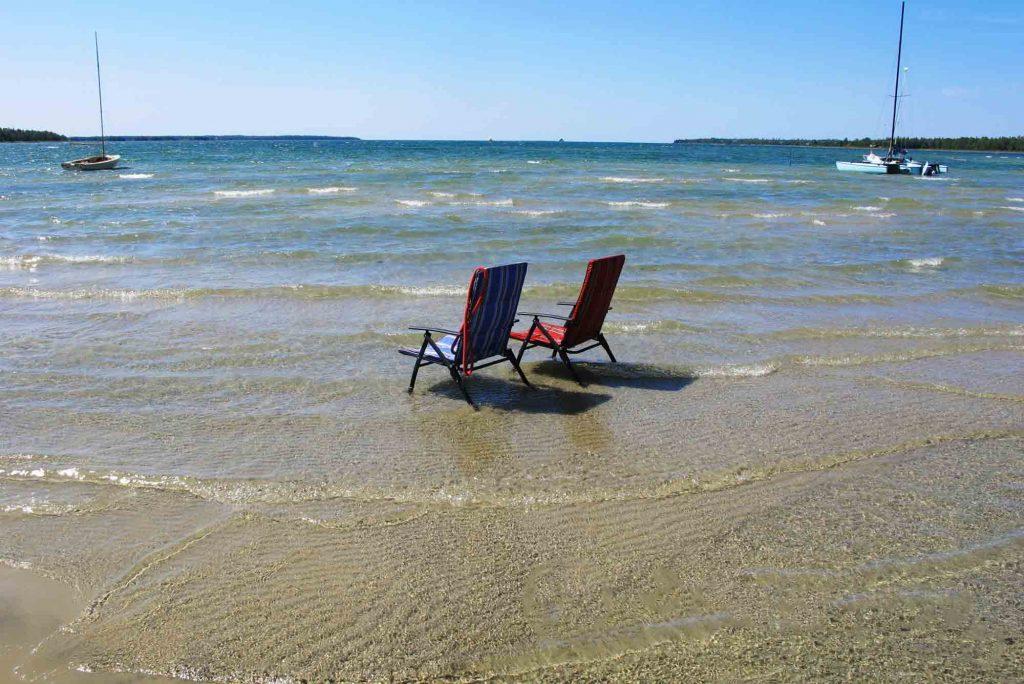 Collin Park is one of the beaches near Dallas