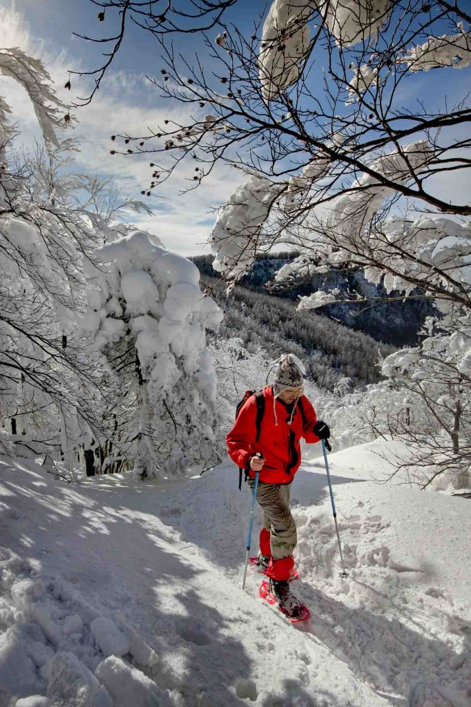 Castle Rocks State Park, Idaho is one of the best winter destinations in the US