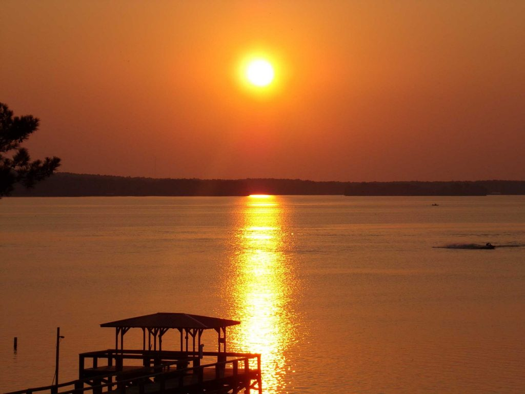 Lake Livingston State Park is one of the best state parks near Houston