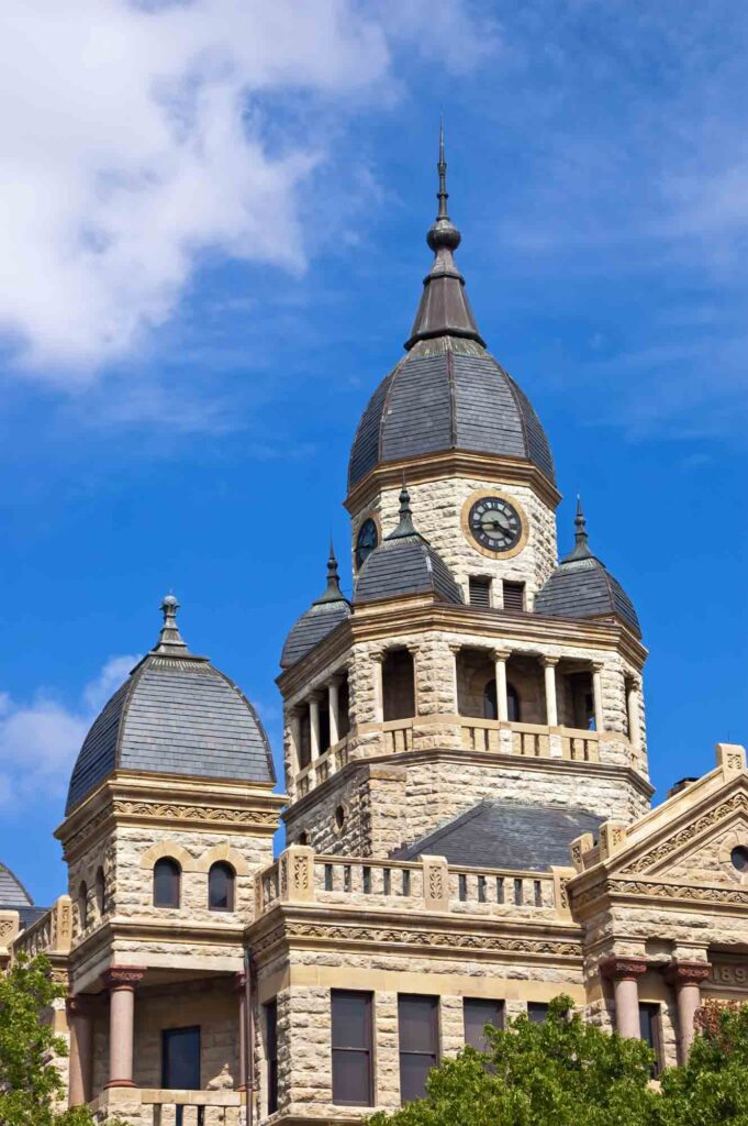 Denton is one of the best day trips from Dallas