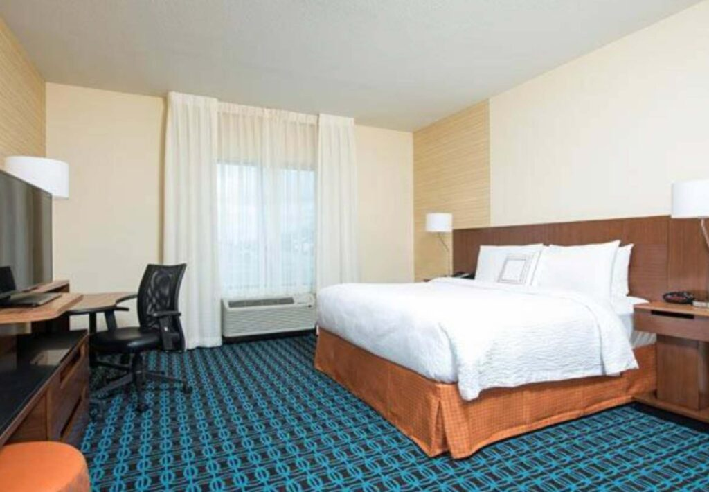 Where to stay in Fredericksburg? Then check out Fairfield Inn & Suites