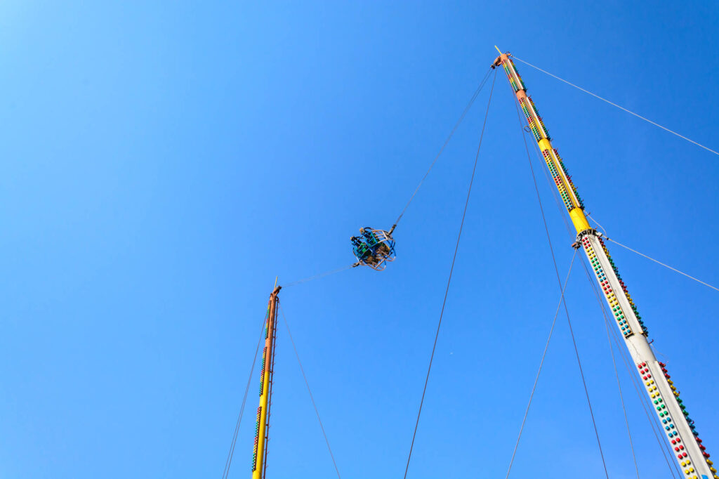 Visiting Gravity Park is one of the best things to do on South Padre Island, TX