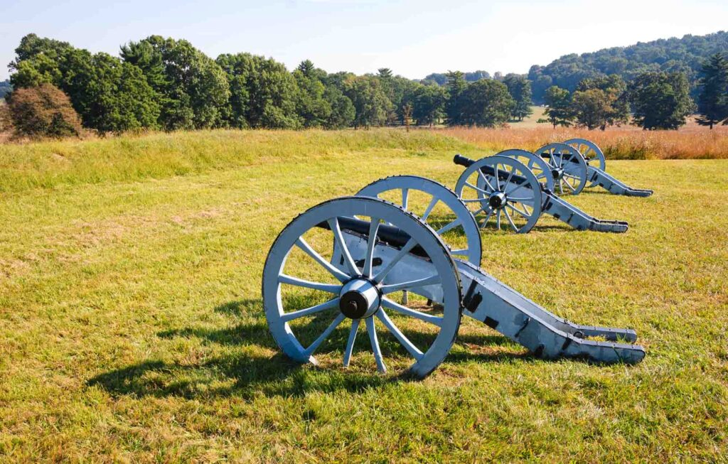 Palo Alto Battlefield is one of the best national parks to visit in Texas