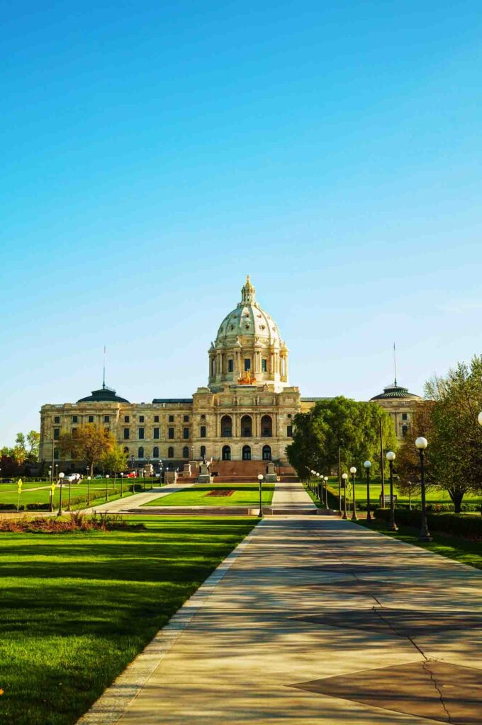 Minneapolis, Minnesota is one of the best spring break destinations in the US