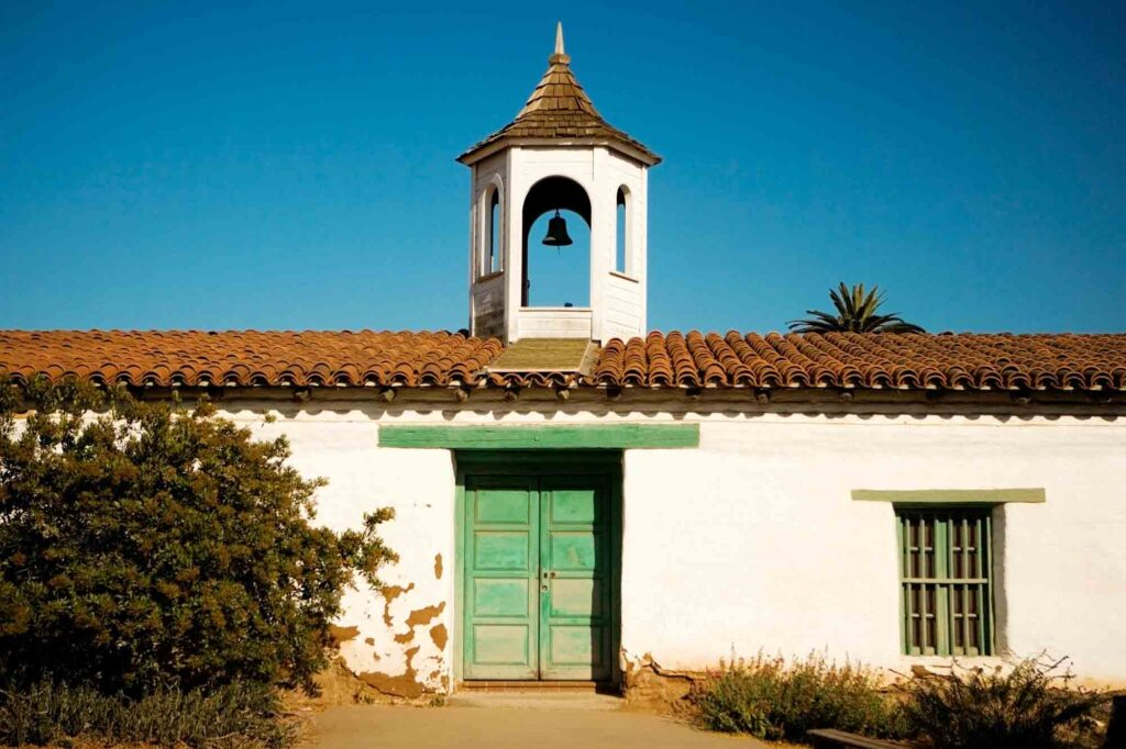 Visiting La Casa De Estudillo Museum is one of the things to do in one day in San Diego