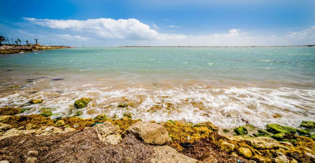 Participating in water activities at Isla Blanca Park is one of the fun things to do on South Padre Island, TX