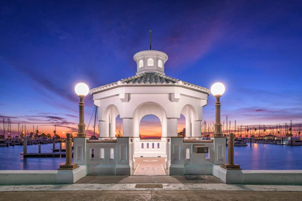 Walking Along the Corpus Christi Bay Trail is one of the things to do in Corpus Christi, TX