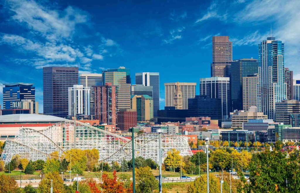 Denver, Colorado is one of the best spring break destinations in the US